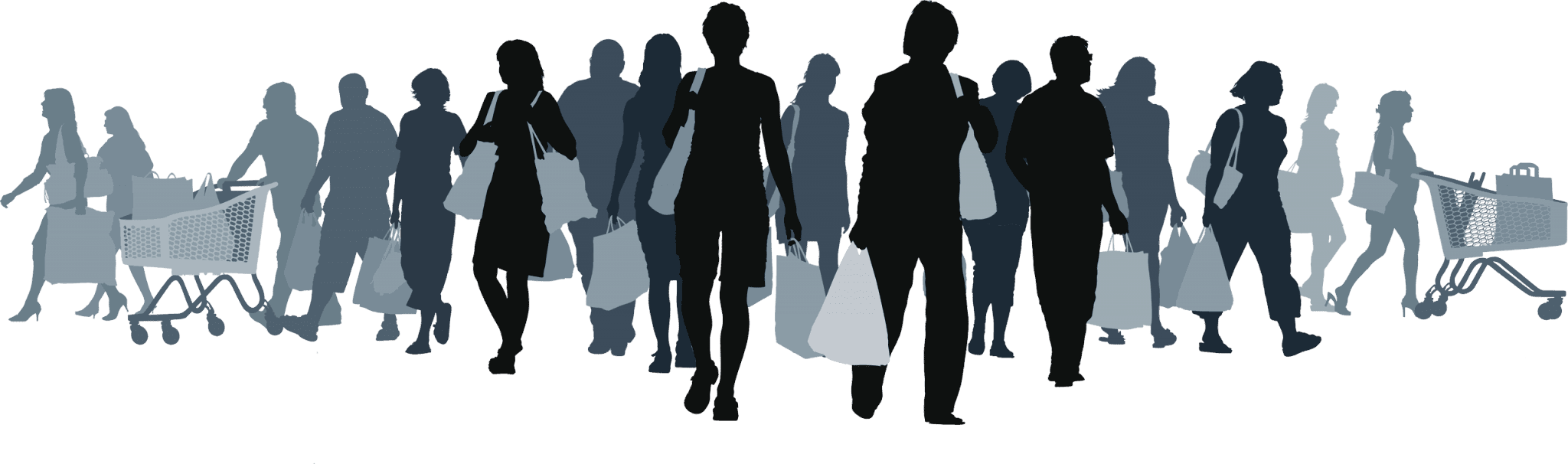 shopping_people_background