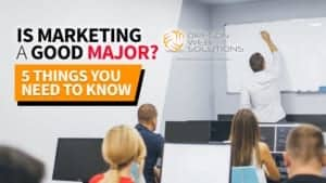 Is Marketing A Good Major