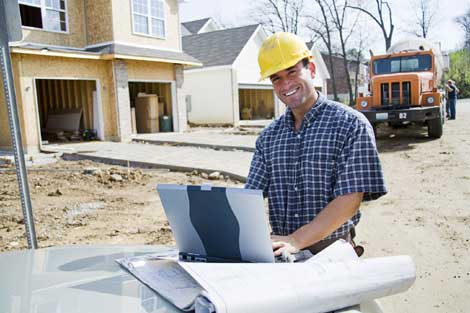 a picture of general contractor marketing
