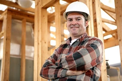 picture of a contractor