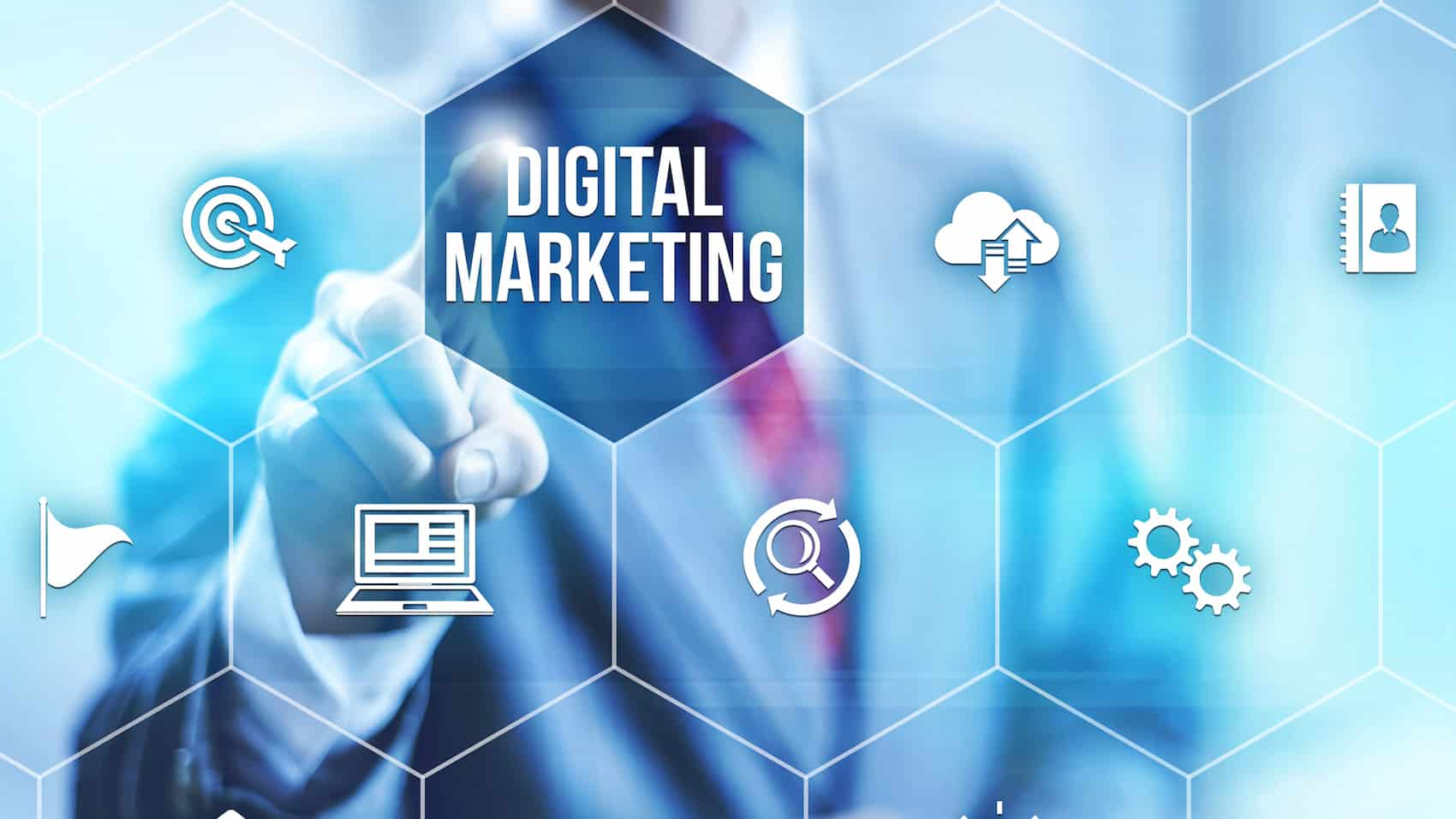 a picture of digital marketing