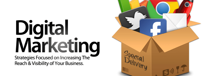 Construction company Digital marketing for businesses