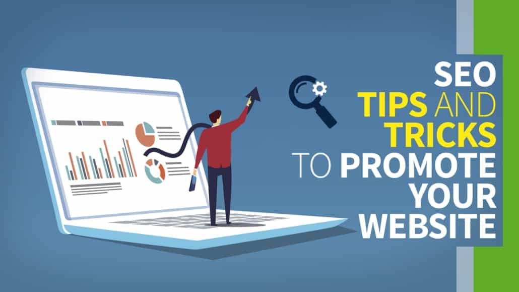 seo tips and tricks to promote your website