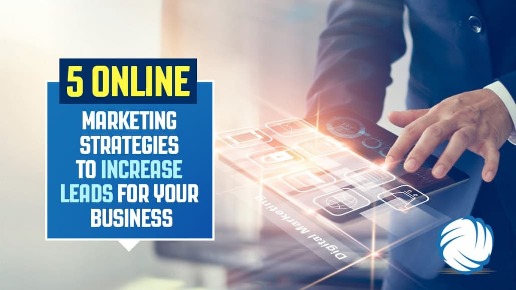 5 online marketing stratagies